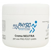 CREMA NEUTRA PER USO PRE/POST GARA 250 ml