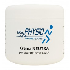 CREMA NEUTRA PER USO PRE/POST GARA 500 ml
