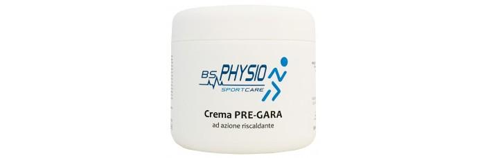 CREMA PRE-GARA AD AZIONE RISCALDANTE 500 ml
